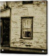 In The Window Acrylic Print