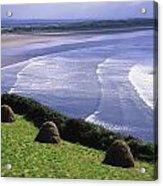 Inch Beach, Co Kerry, Ireland Acrylic Print