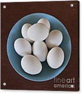 Incipient Egg Salad Acrylic Print