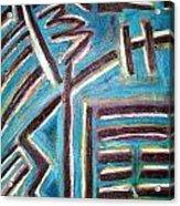 Increase - I Ching Acrylic Print