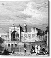India: Bijapur, C1860 Acrylic Print