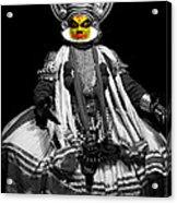 Indian Kathakali Dance Acrylic Print