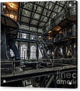 Wheels Of Industry Acrylic Print