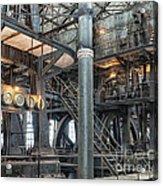 Industrial 8 Acrylic Print