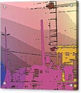 Industry Six Acrylic Print