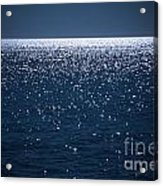 Infinite Acrylic Print by Rossi Love