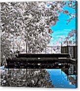 Infrared Summer 2 Acrylic Print