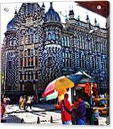 Inglesia Dulce Acrylic Print
