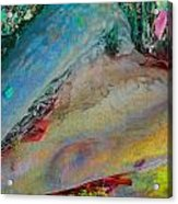 Inner Peace Acrylic Print