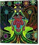 Innerspace Dreambeing Acrylic Print
