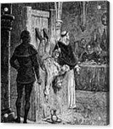 Inquisition: Torture Acrylic Print