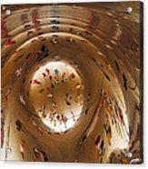 Inside The Bean Acrylic Print