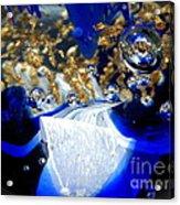 Inside The Crystal 1 Acrylic Print