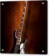 Instrument - Guitar - High Strung Acrylic Print