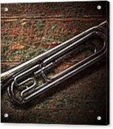 Instrument - Horn - The Bugle Acrylic Print