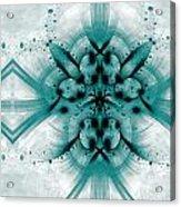 Intelligent Design 2 Acrylic Print by Angelina Vick