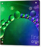 Intergalactic Space 4 Acrylic Print