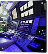 Internal Communications Electrician Acrylic Print