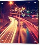 Interstate I-240 Acrylic Print