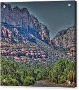Into Boynton Canyon Acrylic Print