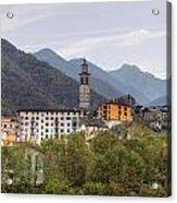 Intragna - Ticino Acrylic Print