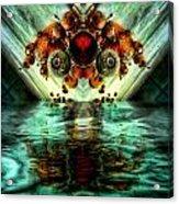 Invasion Acrylic Print