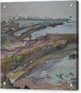 Inverness Shoreline Acrylic Print