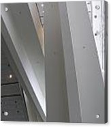 Inverted Escalator Acrylic Print