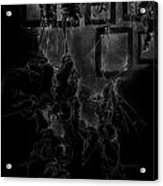 Inverted Frames Acrylic Print by Bodhi