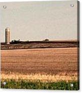 Iowa Landscape V Acrylic Print