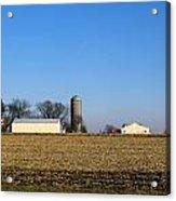 Iowa Landscape Vi Acrylic Print