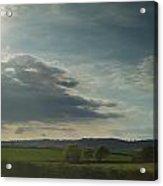 Ireland Pastorial Scene Acrylic Print