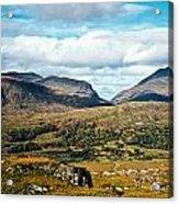 Irish Landscape 100 Acrylic Print