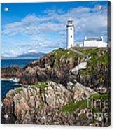 Irish Lighthouse Acrylic Print