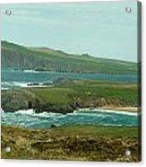 Irish Sea Coast 3 Acrylic Print