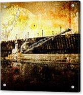 Iron Ore Freighter Acrylic Print