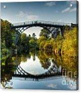 Ironbridge Acrylic Print