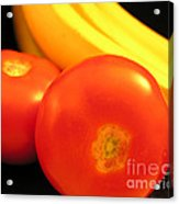 Is A Tomato A Fruit Or A Vegetable Acrylic Print