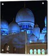 Islamic Culture Acrylic Print
