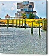 Island House Acrylic Print