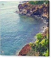 Island Love Acrylic Print