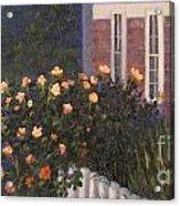 Island Roses Acrylic Print