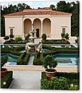 Italian Renaissance Garden Acrylic Print