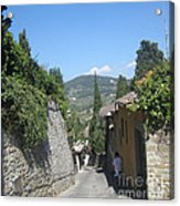 Italy Acrylic Print by Lyn Vic