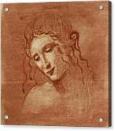 Itso Leonardo Acrylic Print