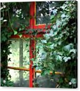 Ivy Embrace Acrylic Print
