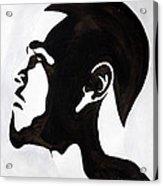 J. Cole Acrylic Print by Michael Ringwalt