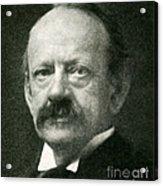 J. J. Thomson, English Physicist Acrylic Print
