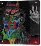 Jacko Acrylic Print
