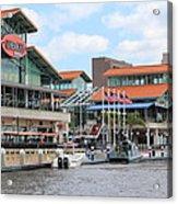 Jacksonville Florida Landing Acrylic Print